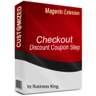 Checkout Discount Coupon Step