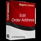 Edit Order Address