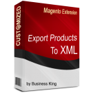 Export Products To XML